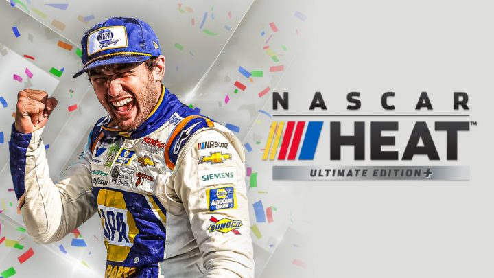 Prepare-se para tornar um campeão da NASCAR Cup Series, pois NASCAR Heat Ultimate Edition+ está a caminho do Nintendo Switch