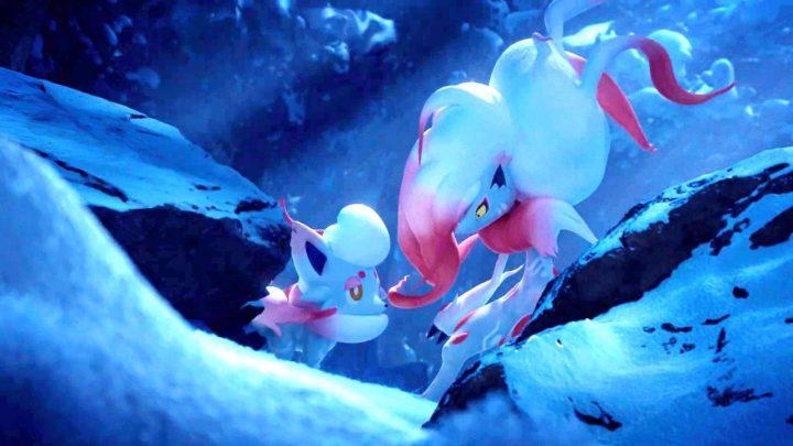 Pokémon Legends: Arceus | Revelado formas Hisuian para Zorua e sua evolução Zoroark