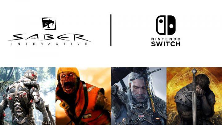 """Dmitry Grigorenko, da Saber Interactive, diz que não precisamos de um Switch mais poderoso, pois acredita que """"não existe um port impossível"""", e que muitos estúdios talentosos já provaram isso"""
