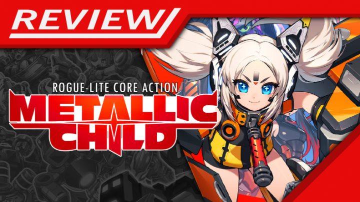 Review | METALLIC CHILD