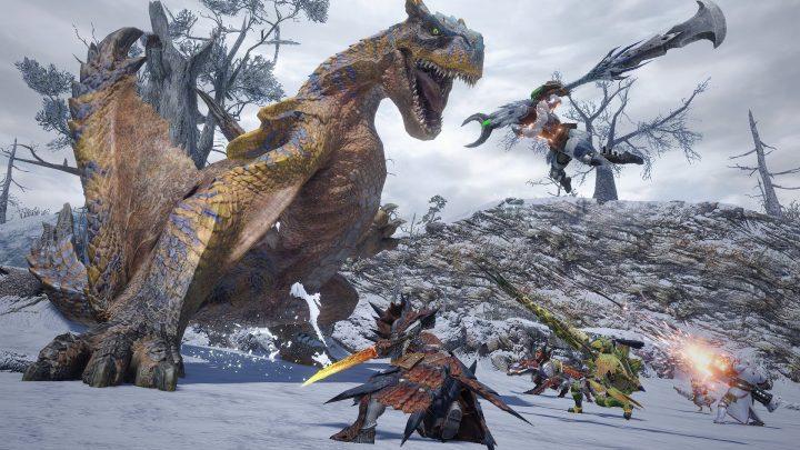 Envios às lojas e vendas digitais de Monster Hunter Rise ultrapassam 7,5 milhões de unidades